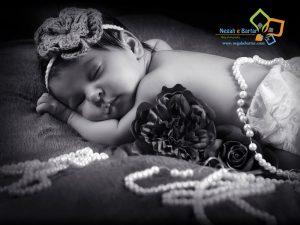 آتلیه تخصصی عکاسی از نوزاد