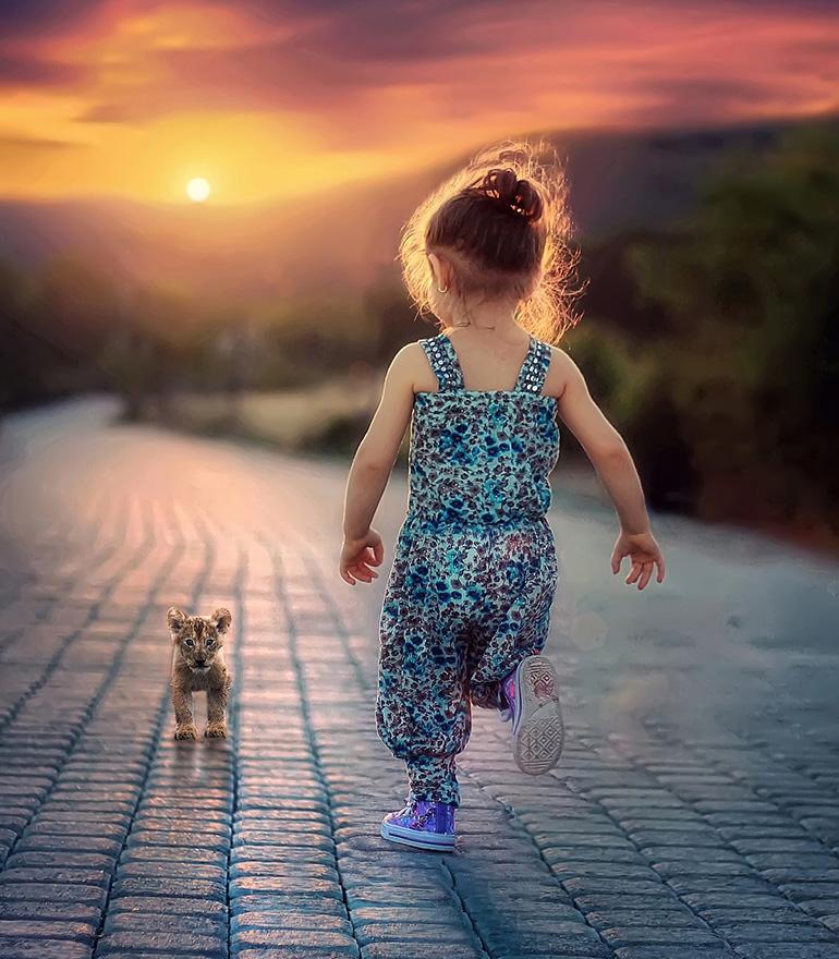 آتلیه تخصصی عکس کودک