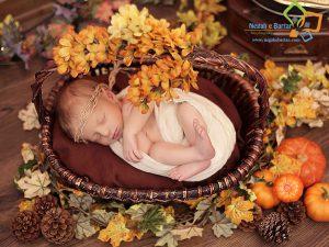 آتلیه عکس نوزاد 1 تا 40 روز