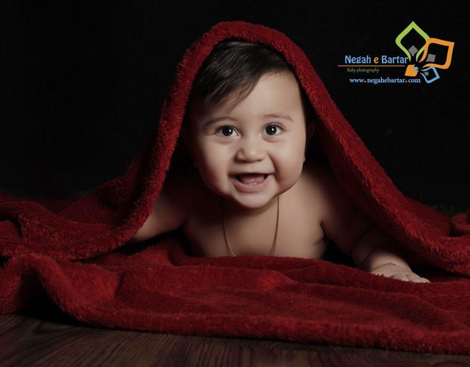 عکس کودک تا 6 ماه