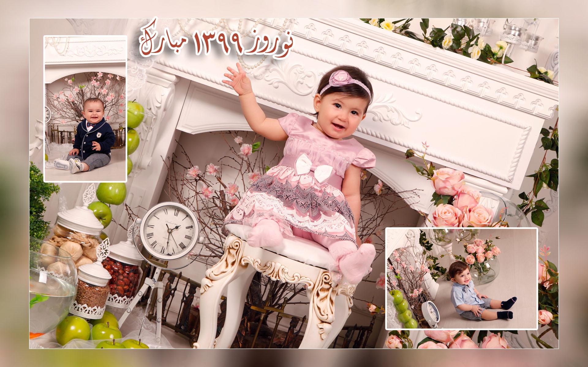 عکس کودک غرب تهران